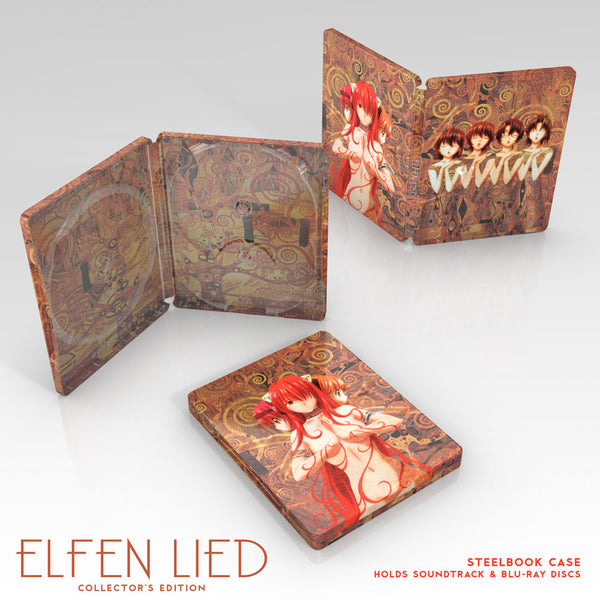 Elfen Lied Complete Collection [SteelBook Edition]