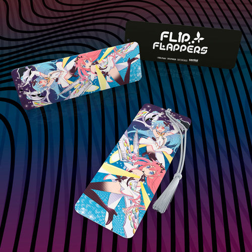 FLIP FLAPPERS! Premium Box Set Lenticular Bookmark