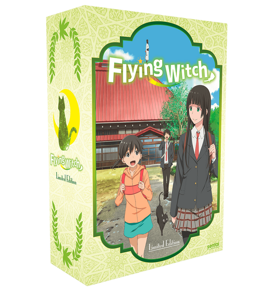 Flying Witch Premium Box Set