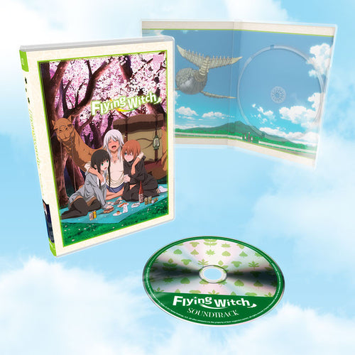 Flying Witch Premium Box Set Soundtrack