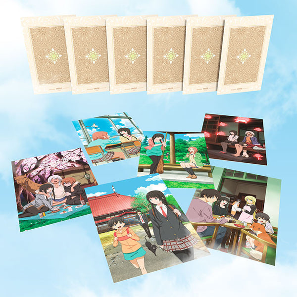 Flying Witch Premium Box Set Art Cards
