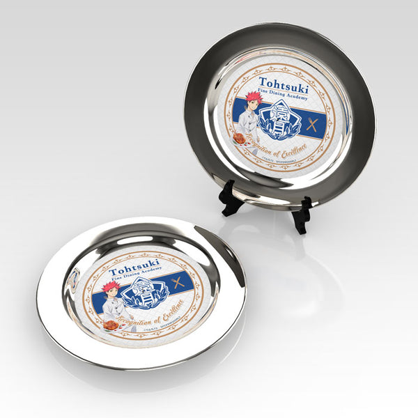Food Wars! The Second Plate Premium Box Set Collectible Plate