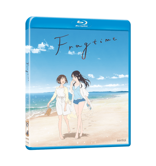 Fragtime Blu-ray Front Cover