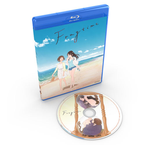 Fragtime Blu-ray Disc Spread
