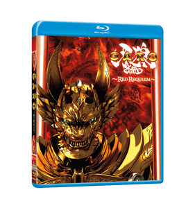 GARO: RED REQUIEM