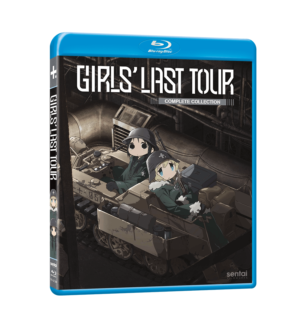 Girls' Last Tour Complete Collection