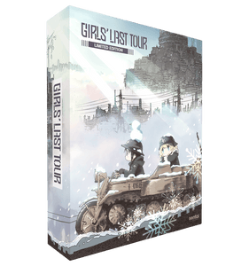Girls' Last Tour Premium Box Set