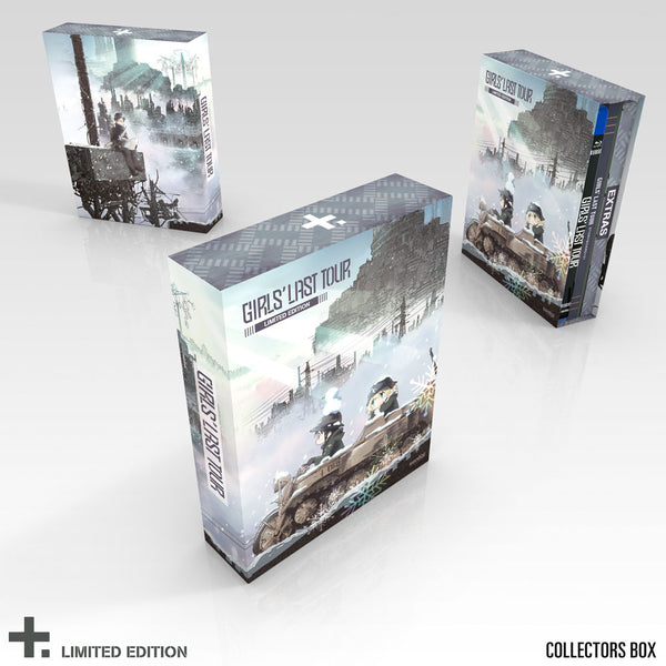 Girls' Last Tour Premium Box Set Design