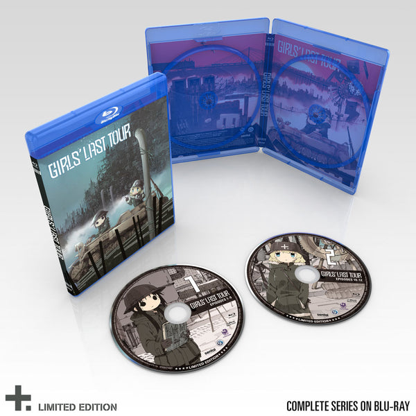 Girls' Last Tour Premium Box Set Blu-ray Disc Spread