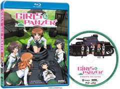 Girls und Panzer OVA Collection
