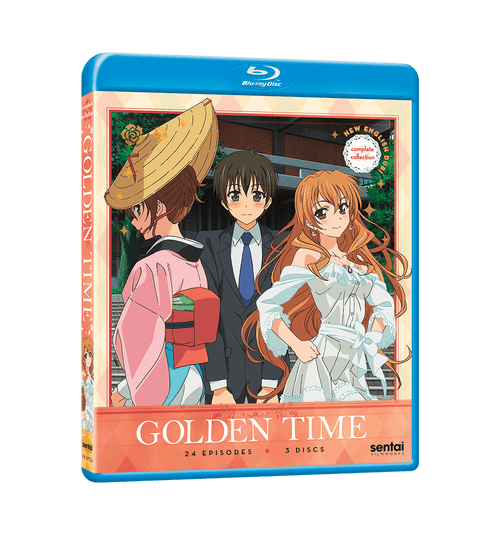 Golden Time Complete Collection Blu-ray Front Cover