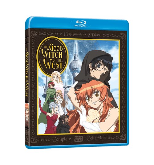 Good Witch of the West Complete Collection Blu-ray Front Cover