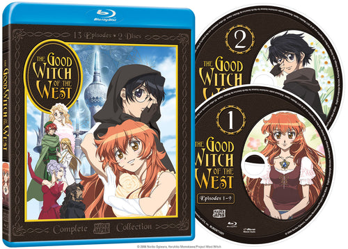Good Witch of the West Complete Collection Blu-ray Disc Spread