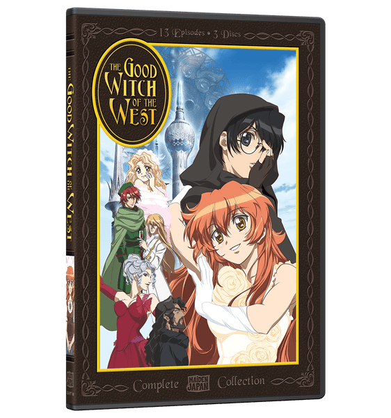 Good Witch of the West Complete Collection DVD Front Cover