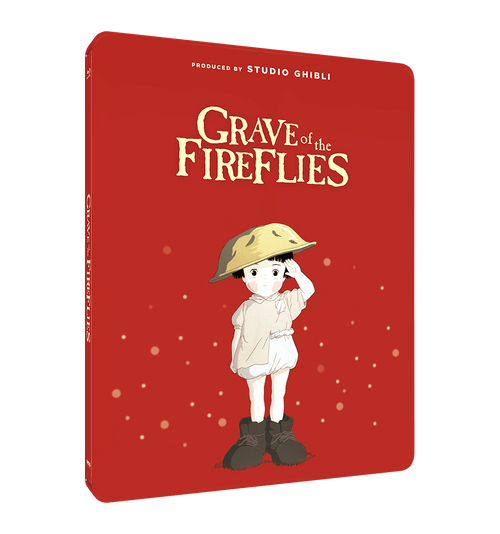 Grave of the Fireflies [SteelBook Edition]