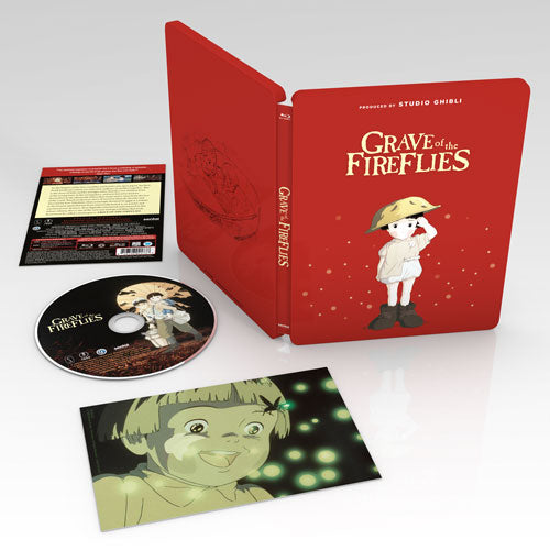 Grave of the Fireflies [SteelBook Edition] Scene