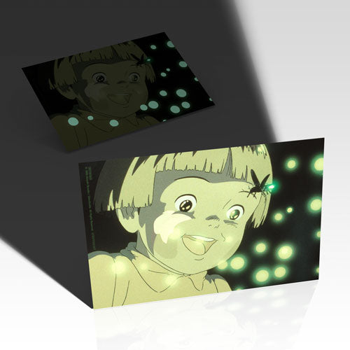 Grave of the Fireflies [SteelBook Edition] Glow in the Dark Art Card