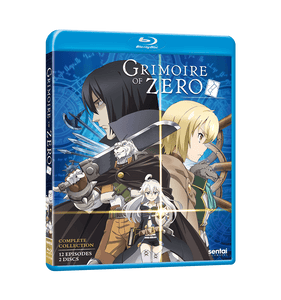 Grimoire of Zero Complete Collection