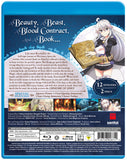 Grimoire of Zero Complete Collection Blu-ray Back Cover