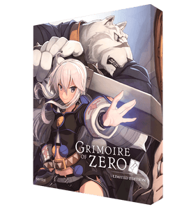 Grimoire of Zero Premium Box Set