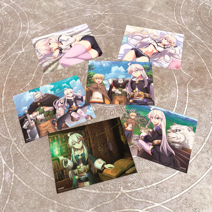 Grimoire of Zero Premium Box Set Art Cards