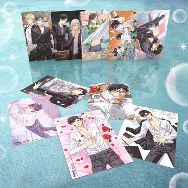 Haven't You Heard? I'm Sakamoto Premium Box Set Art Cards