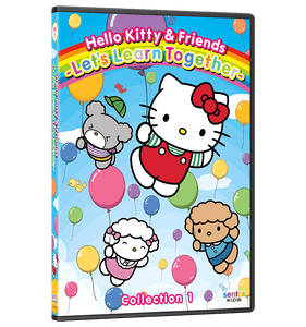 Hello Kitty & Friends – Let's Learn Together Collection 1