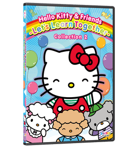 Hello Kitty & Friends – Let's Learn Together Collection 2