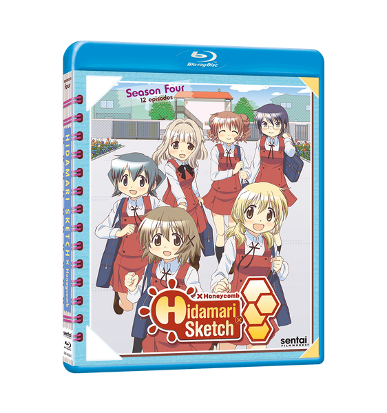 Hidamari Sketch X Honeycomb Complete Collection