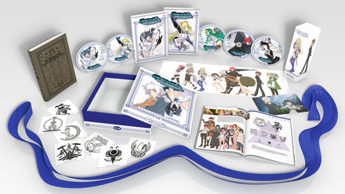 Is It Wrong to Try to Pick Up Girls in a Dungeon? Premium Box Set