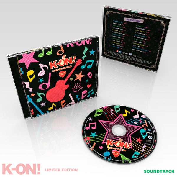 K-ON! Premium Box Set Soundtrack