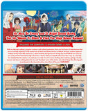 Kabukibu! Complete Collection Blu-ray Back Cover