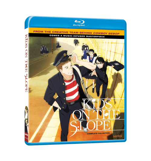 Kids on the Slope Complete Collection Blu-ray Front Cover