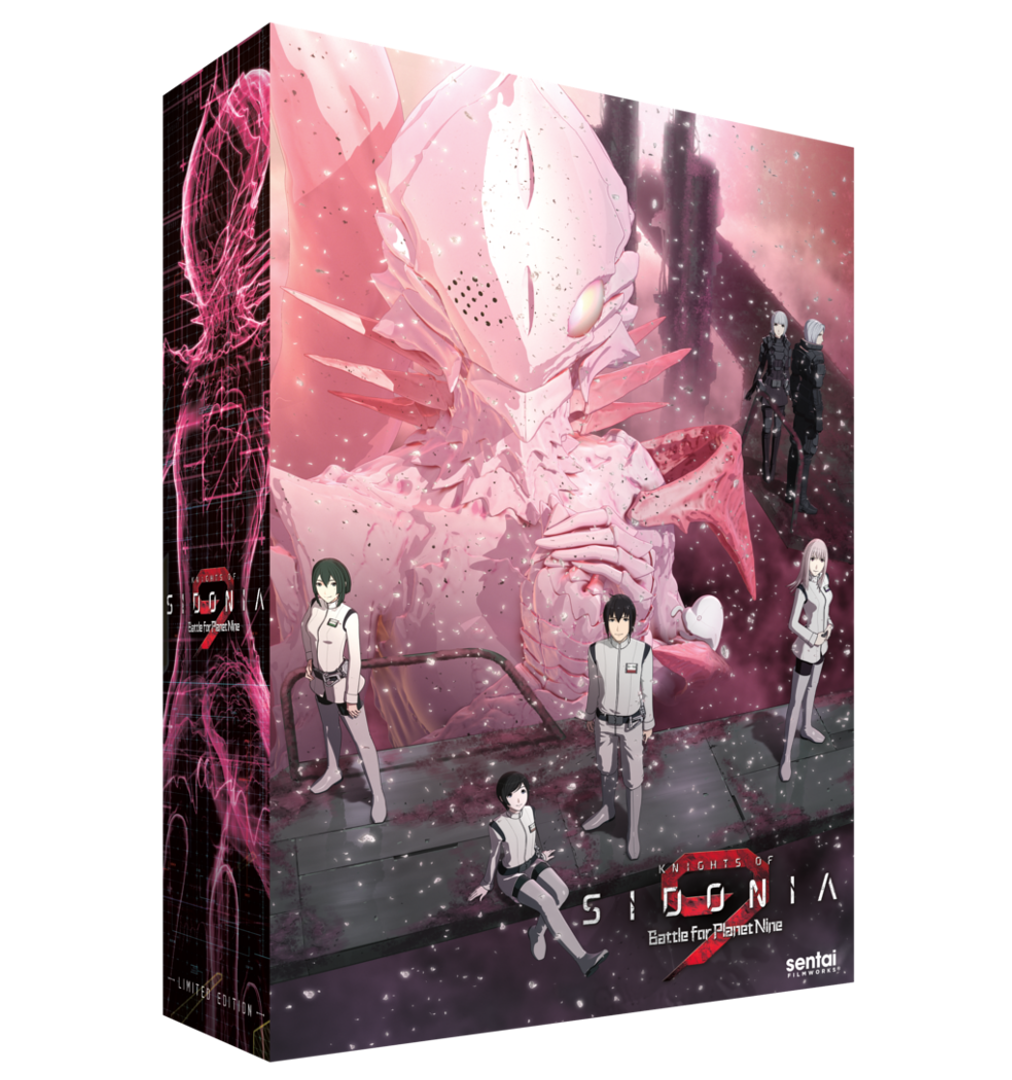 Knights of Sidonia Season 2: Battle for Planet Nine Premium Box Set