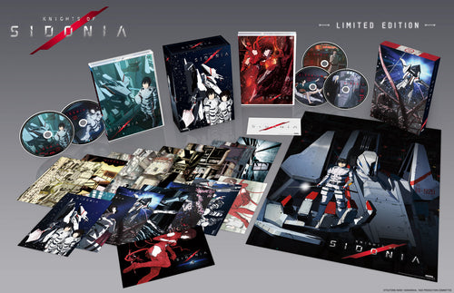 Knights of Sidonia Premium Box Set Scene