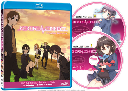 Kokoro Connect Complete Series