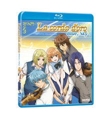 La Corda d'Oro Blue Sky Complete Collection