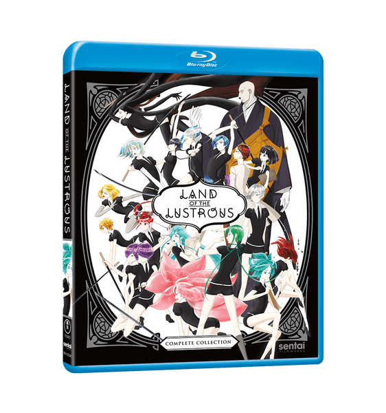 Land of the Lustrous Complete Collection Blu-ray Front Cover