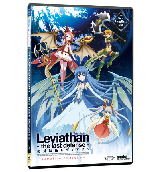 Leviathan - the last defense - Complete Collection