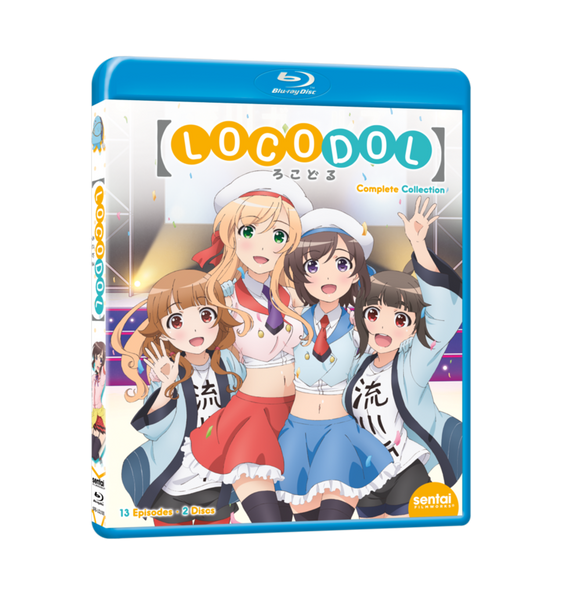 Locodol Complete Collection