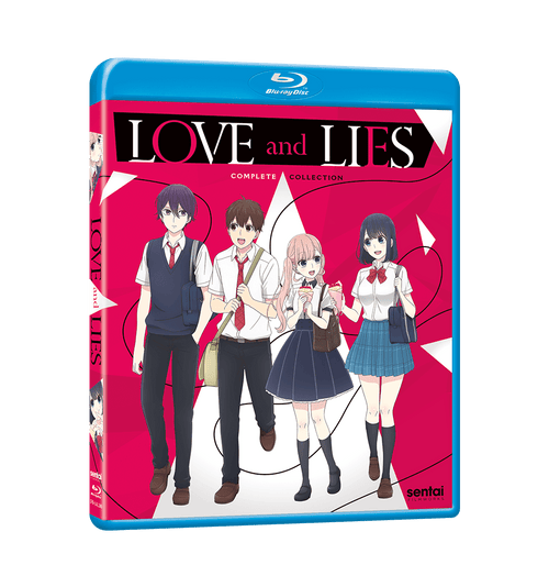 Love and Lies Complete Collection Blu-ray Front Cover