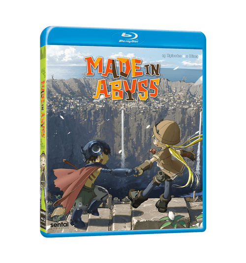 Made in Abyss Complete Collection Blu-ray Front Cover