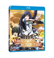 Magical Warfare Complete Collection