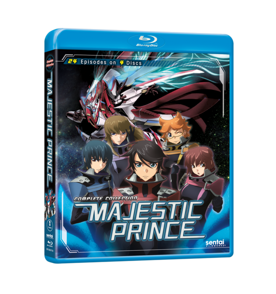 Majestic Prince Complete Collection