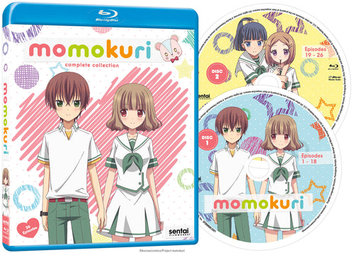 Momokuri Complete Collection