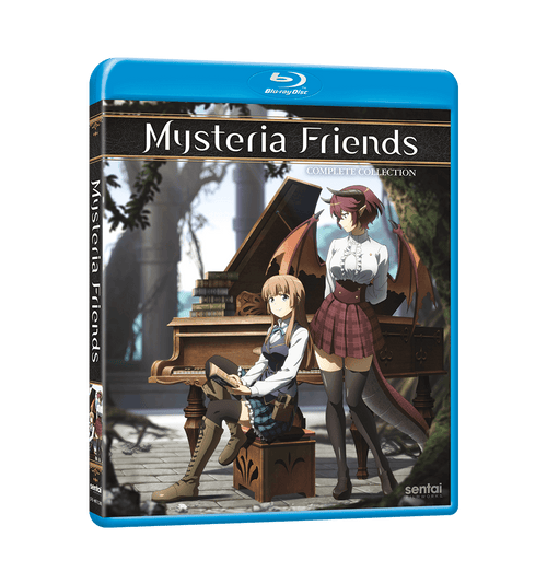 Mysteria Friends Complete Collection Blu-ray Front Cover