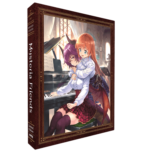 Mysteria Friends Premium Box Set
