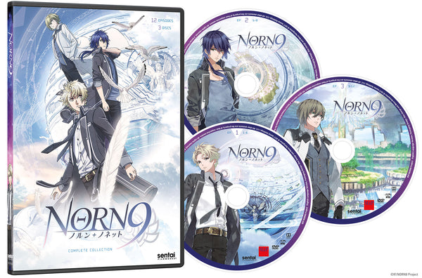 Norn9 Complete Collection