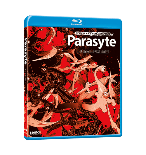 Parasyte -the maxim- Complete Collection Blu-ray Front Cover