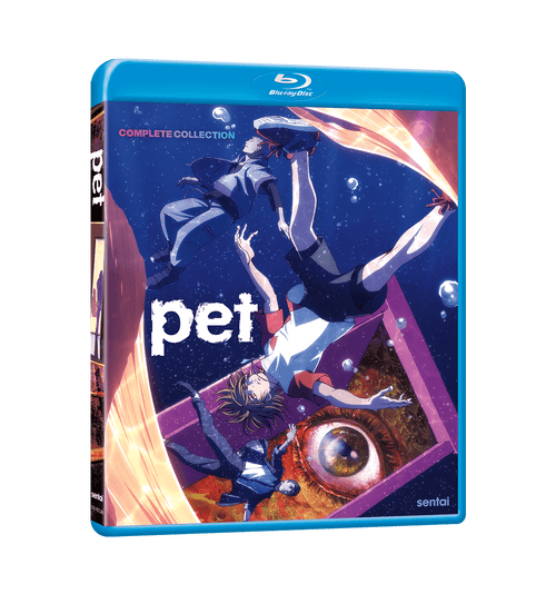 PET Complete Collection Blu-ray Front Cover